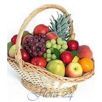 Корзина фруктов Садовая